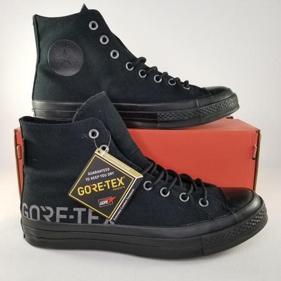 260ed37f402727 Converse CTAS Chuck 70 Hi Gore-Tex Shoes Mens 9